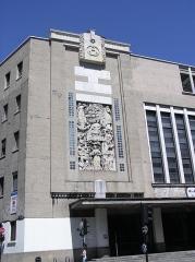 Bourse du Travail - Français:   Bordeaux Bourse du Travail
