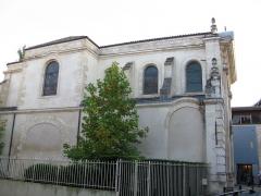 Chapelle Saint-Joseph -  La chapelle Saint-Joseph, à Bordeaux.