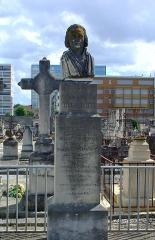 Cimetière de la Chartreuse -  Tombe Charles Delacroix cimetière de la Chartreuse Bordeaux