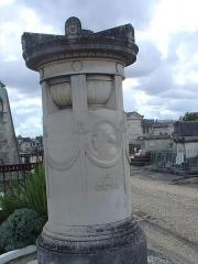 Cimetière de la Chartreuse -  Monument à Goya - Cimetière de la Chartreuse, Bordeaux