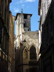 Eglise Saint-Rémi -  Espace Saint-Rémi, Bordeaux, Aquitaine, France