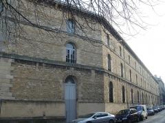 Ancien Entrepôt, dit Entrepôt Lainé - Deutsch: Das Museum für Moderne Kunst CAPC im alten Zolllager Entrepôt Lainé, im Viertel Chartrons in Bordeaux.