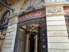 Galerie Bordelaise - English: Galerie Bordelaise, Bordeaux, France, July 2014