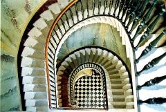 Ancien Hôtel de l'Octroi, dit Hôtel de Ragueneau - English: Escalier de l'Hôtel de Ragueneau, 2005REP_2005_07_19_001