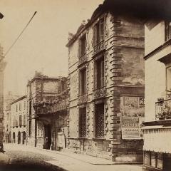 Ancien Hôtel de l'Octroi, dit Hôtel de Ragueneau - French photographer