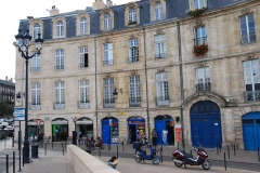 Immeuble - Français:   Immeuble, 7 place Bir-Hakeim cours Victor-Hugo (Inscrit, 1951)