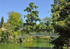 Jardin public - Nederlands: Bordeaux (Frankrijk): de Jardin Public (Stadspark)