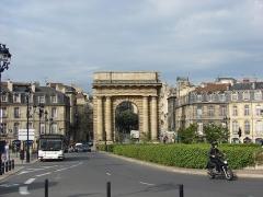 Porte de Bourgogne -  Porte de Bourgogne, Bordeaux, Aquitaine, France