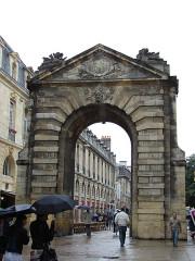 Porte Dijeaux (ou Dauphine) -  Porte Dijeaux, Bordeaux, Aquitaine, France