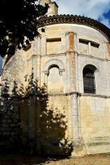 Eglise Saint-Romain - Français:   Église Saint-Romain de Budos