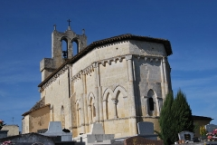 Eglise Saint-Saturnin - Français:   Camarsac Eglise St Saturnin