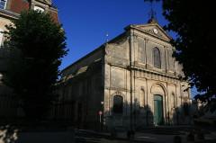 Eglise Saint-Symphorien - English: Castillon-la-Bataille: church