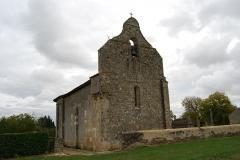 Eglise Saint-Christophe - Français:   Église St Christophe de Courpiac