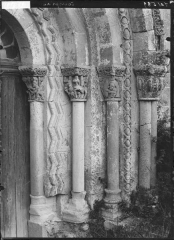 Eglise Saint-Christophe - Français:   Courpiac église