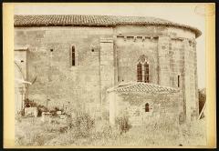 Eglise Saint-Christophe - Français:   Courpiac église  (Brutails)