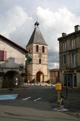 Eglise Notre-Dame -  Eglise Notre-Dame de Créon (33)   15th century date QS:P,+1450-00-00T00:00:00Z/7,16th century date QS:P,+1550-00-00T00:00:00Z/7