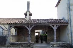 Eglise Saint-Martin - Français:   Église Saint-Martin de Gajac (Gironde, France)