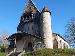 Eglise Saint-Antoine - English: Église Saint-Antoine de Goualade