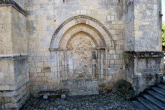 Eglise Notre-Dame - Français:   Guitres église Notre-Dame