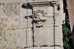 Château d'Anglade - Français:   Ruines de l\'ancien château d\'Anglade à Izon (Gironde)