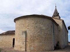 Eglise Saint-Martin - Français:   Église de Lados (Gironde, France)