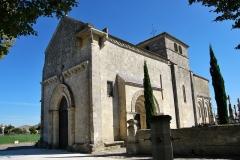Eglise Saint-Pierre - Église Saint-Pierre de La Lande-de-Fronsac