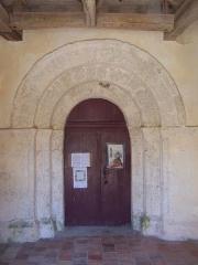 Eglise Saint-Jean-Baptiste - Français:   Église de Origne (Gironde, France)