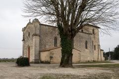 Eglise Saint-Seurin - English:   Église Saint-Seurin du Pian-Médoc