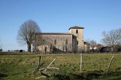 Eglise Saint-Seurin - Français:   Église du Pian-Médoc