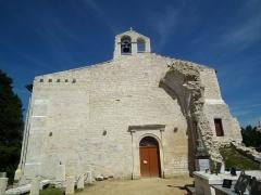 Eglise Sainte-Madeleine -  Ancienne abbatiale de Pleine-Selve