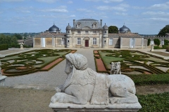 Château de Malle - English: Gardens