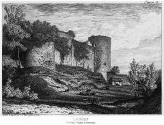 Château des Quatre Sos - French historian, archaeologist and engraver