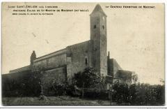 Ancienne église Saint-Martin de Mazerat - French photographer and editor