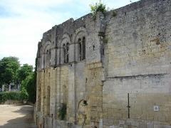 Ancien Palais des Archevêques ou Palais Cardinal -  Saint-Émilion, Aquitaine, France