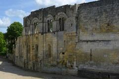 Ancien Palais des Archevêques ou Palais Cardinal -  Saint-Émilion, Gironde, France