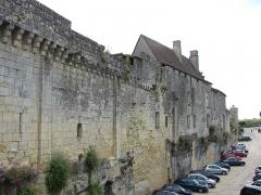Remparts -  Saint-Émilion, Aquitaine, France
