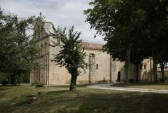 Eglise Notre-Dame de Benon - Français:   Chapelle de Benon