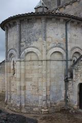 Eglise - Français:   Saint-Michel-de-Fronsac - Eglise Saint-Michel