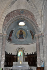 Eglise - Français:   Église de Saint-Michel-de-Fronsac