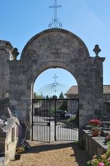 Cimetière - Français:   Cimetière de Saint-Romain-la-Virvée