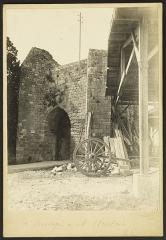 Anciennes portes de la ville -