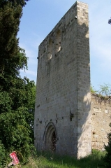 Ancienne église Saint-Martin de Monclaris - Français:   Église Saint-Martin-de-Monclaris de Sigalens (Gironde, France)
