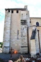 Eglise Saint-Pierre - Français:   Tresses église St Pierre