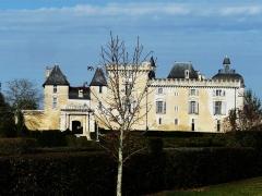 Château de Vayres - Français:   Le château de Vayres, Gironde, France