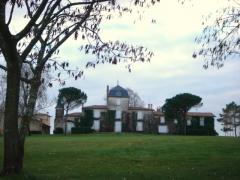Domaine de Malagar, actuel centre culturel François Mauriac - English: The François Mauriac Centre at Malagar (Saint-Maixant, Gironde)