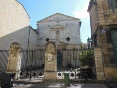 Synagogue - Français:   Grande synagogue de Bordeaux