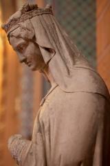 Ancienne cathédrale Saint-Jean-Baptiste - English: Cathédrale Saint-Jean-Baptiste; Aire sur l'Adour, Landes, Aquitaine, France;; ref: PM_094361_F_Aire_sur_lAdour;; Photographer: Paul M.R. Maeyaert; www.pmrmaeyaert.eu; © Paul M.R. Maeyaert; pmrmaeyaert@gmail.com; Cultural heritage; Cultural heritage/Cathedral; Cultural heritage/Sculpture; Europeana; Europe/France/Aire sur l'Adour;