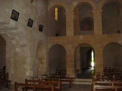 Eglise Sainte-Marie - English: Bostens (Landes, Fr) church interior