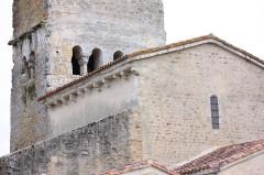 Eglise Sainte-Marie - Français:   Bostens - Eglise Notre-Dame