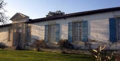Château de Sourdis -  Château de Gaujacq, dans les Landes (France)